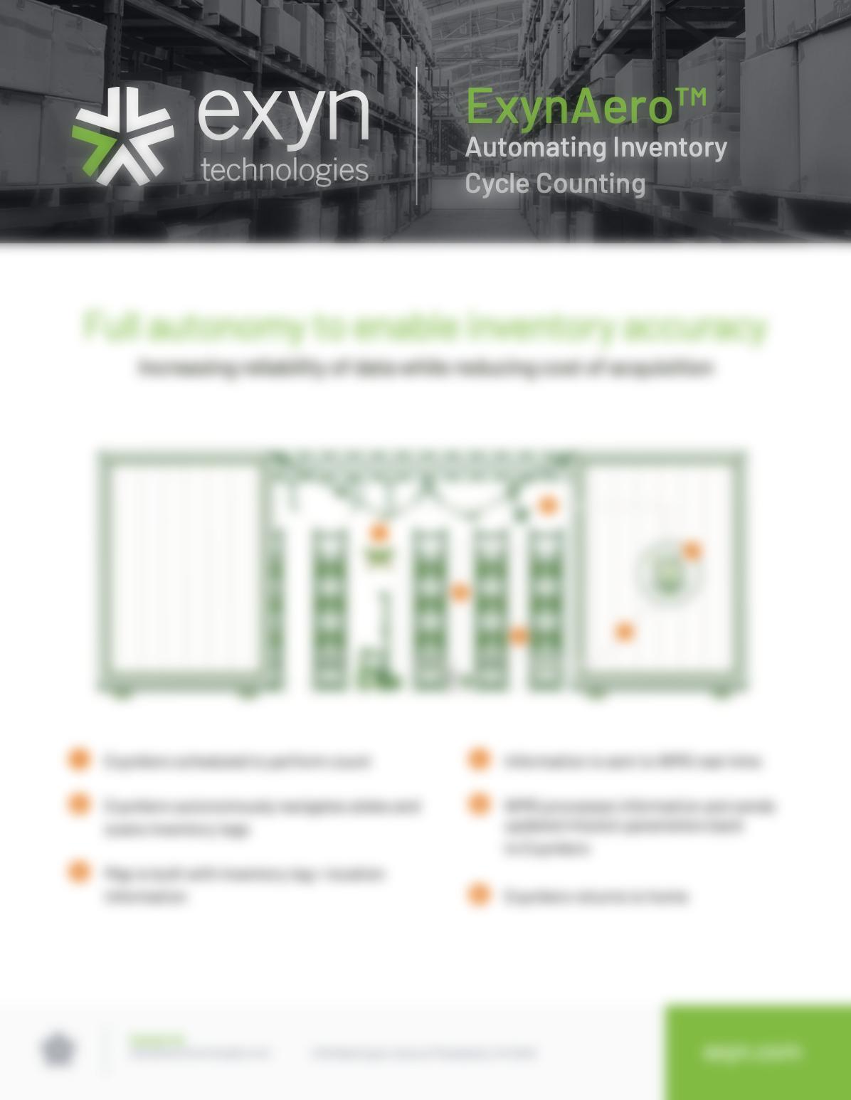 ExynAero-for-Logistics