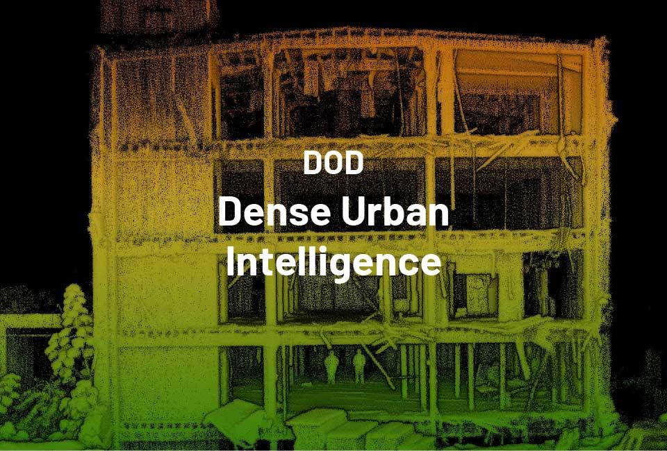 DOD Urban Intelligence