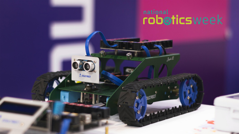 High School Robotics Create Careers In Tech