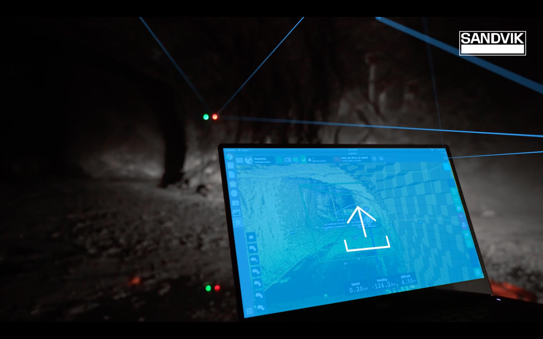 Next-Generation Mining Milestone: Exyn Integrates Data into Sandvik OptiMine®