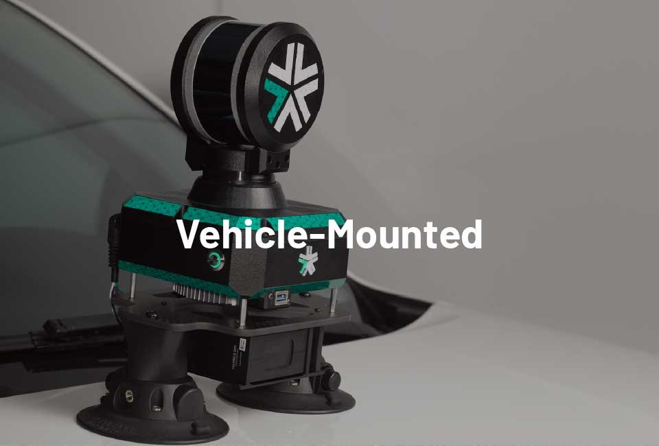 Vehicle mounted Mapping